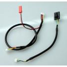 Câbles pour CORE PRO vers émetteur Fatshark ou ImmersionRC