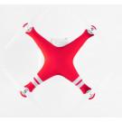 Housse silicone Rouge pour carénage Phantom