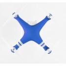 Housse silicone Bleu pour carénage Phantom