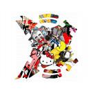 """Stickers pour carénage """"Bombe Skin 1"""" pour Phantoms (toutes versions)"""