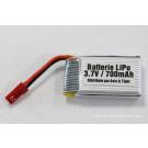 Batterie Li-Po 3.7v 700mah 35c pour galaxy visitor 6
