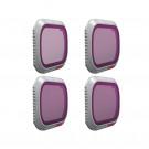 Pack de 4 filtres ND/PL (professional) pour Mavic 2 pro