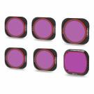 Pack de 6 filtres Limited pour Dji Mavic 2 Pro