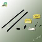 Support antenne récepteurs diversity à 90°