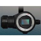 Nacelle et caméra Zenmuse X5 DJI (Sans objectif et avec SSD)
