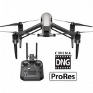 Dji Inspire 2 + Clé de licence CinemaDNG et Apple ProRes + Radio Cendence