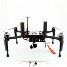 Parachute + télécommande IDRsys pour Matrice 100 - Dronavia