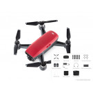Dji Spark Rouge FLY MORE