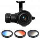 Pack 3 filtres gradués pour DJI Zenmuse X5/X5R/X5S - Freewell