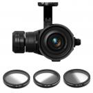 Pack 3 filtres ND Gradué 4K pour DJI Zenmuse X5/X5R/X5S - Freewell