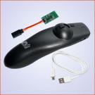 Télécommande 2,4Ghz pour Skateboard éléctrique