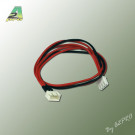 Rallonge 30cm AWG22 JST-XH 2S