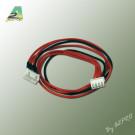 Rallonge 30cm AWG22 JST-XH 3S