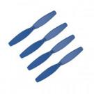Hélices bleues pour U28W