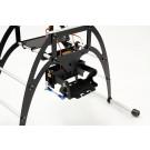 Support caméra GoPro 2 axes