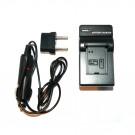 Chargeur 12v/220v pour batteries GoPro Hero3 et Hero3+